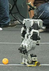 Robot @ SRG 2009